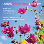 Mahler Symphony No. 1 album cover